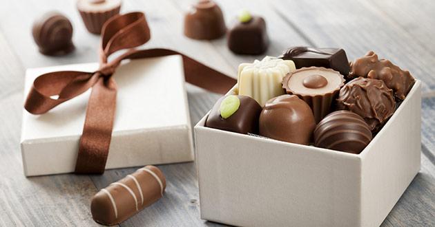Lyxig choklad i världsklass