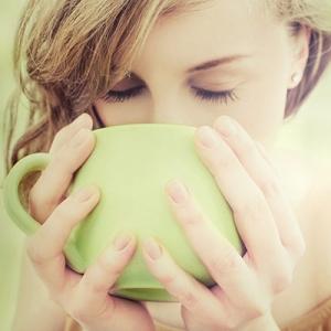 Njut av en kopp te